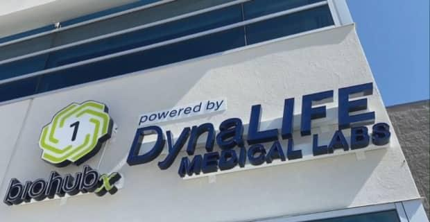 Biohubx and DynaLife medical labs have partnered to open Biospace 1. (Submitted by Biohubx - image credit)