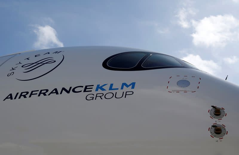 Dutch airline KLM expects coronavirus to limit flights to Italy