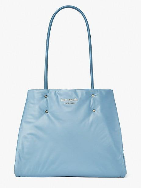 <p><span>Everything Puffy Large Tote</span> ($198)</p>