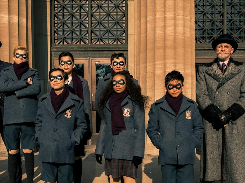 The Umbrella Academy (Credit: Netflix)