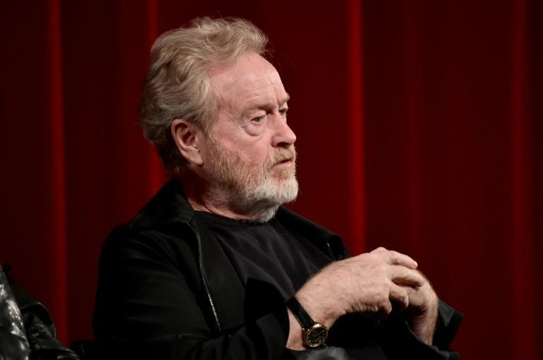 Ridley Scott, pictured in 2016, returns as executive producer for the sequel to 'Life in a Day'