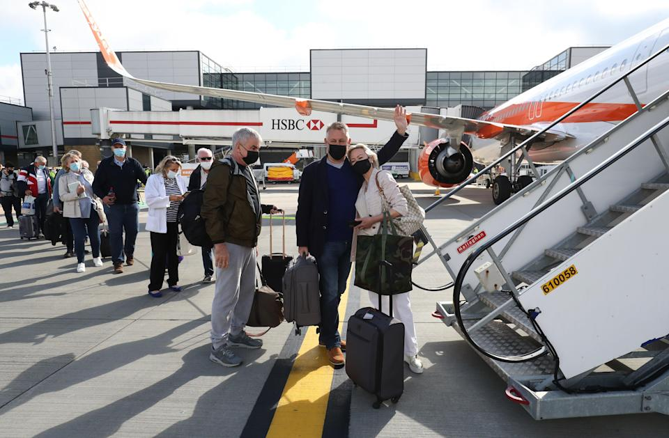 <p>The decision provoked fury in the travel industry</p> (PA Wire)