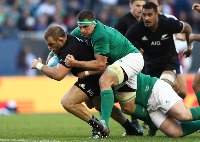 Ireland can inflict more pain on All Blacks says Fitzgerald