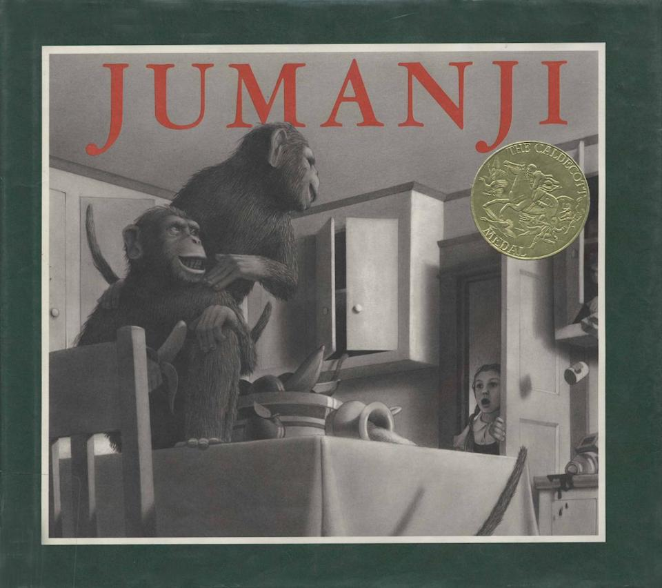 Jumanji was released in 1981