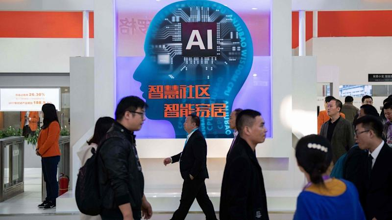 Artificial intelligence nod from China's science ministry puts Beijing tech park in the national spotlight