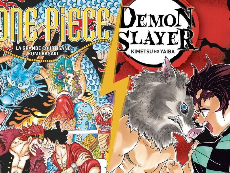 L'irrésistible succès du manga Demon Slayer, en passe de détrôner One Piece au Japon