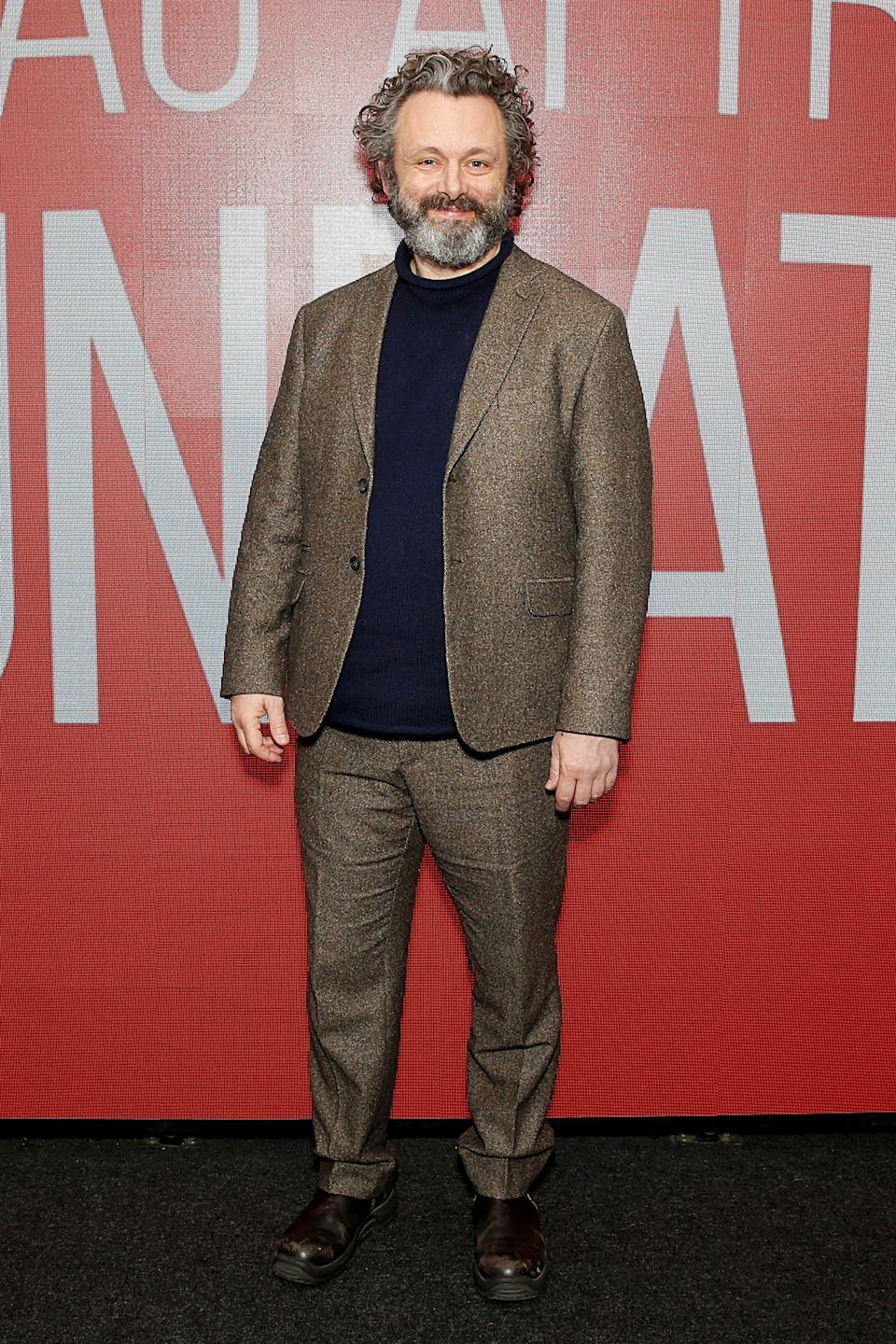 "Michael Sheen attends the SAG-AFTRA Foundation conversations: ""Prodigal Son"" at  The Robin Williams Center on December 15, 2019 in New York City. (Photo by Dominik Bindl/Getty Images)"