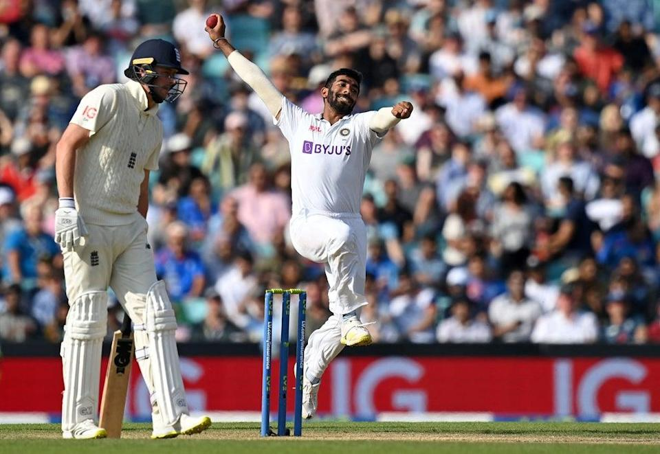 Jasprit Bumrah produced a stunning spell of fast bowling (Getty)