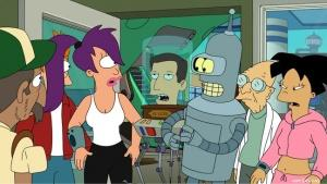 'Futurama' Series Finale Gets Pair of Chris Hardwick-Hosted Companion Shows