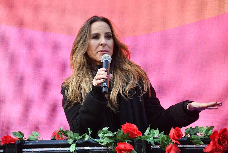 Kate del Castillo. (Photo by Paras Griffin/Getty Images)