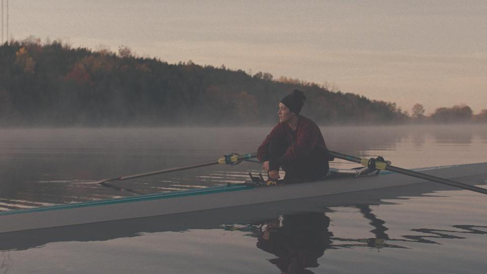<p>College freshman Alex Dall isn't entirely sure where she fits in, until she joins her schools competitive rowing team and becomes obsessed with paddling her way to victory. Isabelle Fuhrman stars in the Lauren Hadaway-directed story about the high price of passion and what it takes to become a champion.</p>