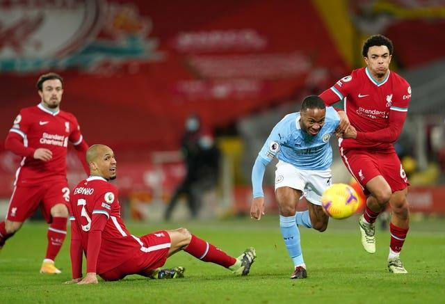 City and Liverpool have enjoyed some fierce tussles in recent years