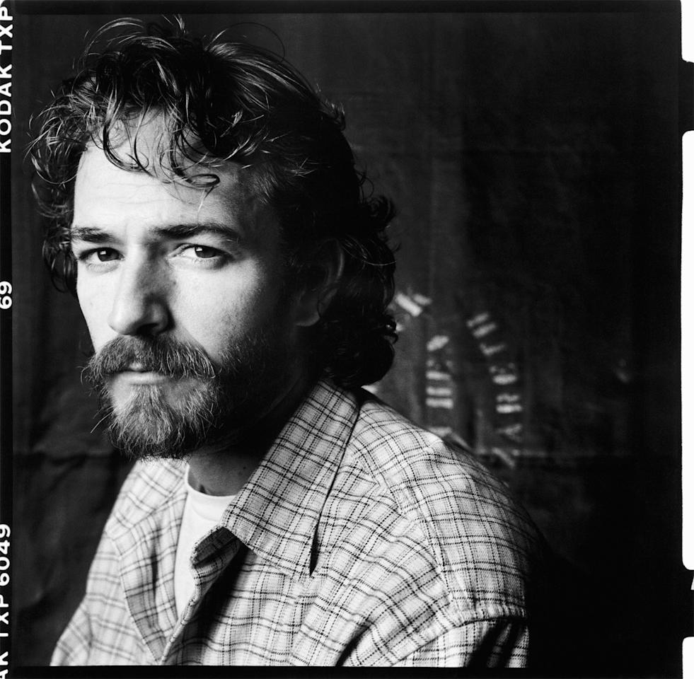 """Whether he was starring in <em>Beverly Hills 90210,</em> which launched him to stardom, or <em>Riverdale,</em> which capped his career, Luke Perry <a href=""""https://www.vanityfair.com/hollywood/2019/03/luke-perry-remembered?mbid=synd_yahoo_rss"""">was the beating heart</a> of every production he was in."""