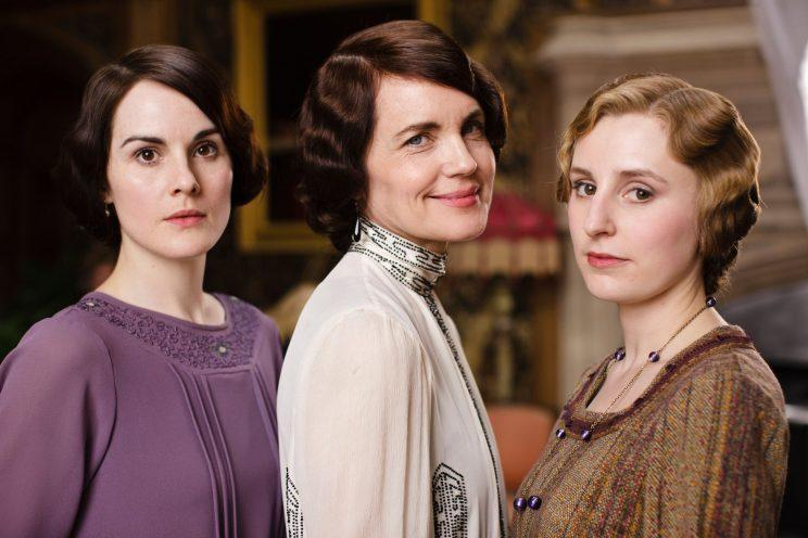 Downton… could the movie be a prequel with a new cast? – Credit: ITV