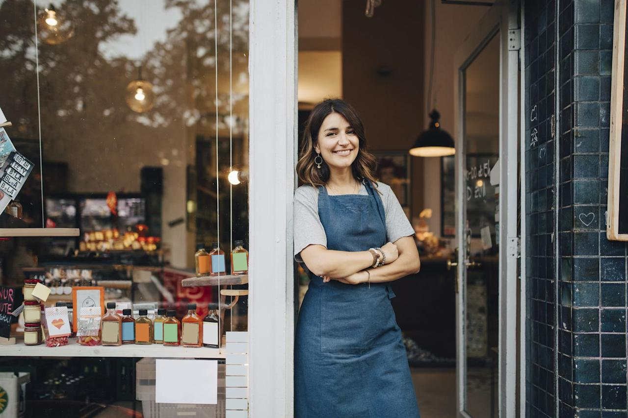 """<p>Small Business Saturday, which encourages shoppers to spend within their <a href=""""https://www.countryliving.com/life/g24995021/giving-back-community/"""">communities</a> the Saturday after Thanksgiving, <a href=""""https://www.americanexpress.com/us/small-business/shop-small/about/?linknav=us-loy-nav-aboutshopsmall"""">hit a record high last year</a> according to a survey from American Express and the National Federation of Small Business—a hopeful sign for independently owned shops who need holiday dollars more than ever this season. Spending at your local shops not only helps your neighborhood, but you're also bound to find unique, curated gifts for friends and family, too. Check out the <a href=""""https://www.americanexpress.com/en-US/maps?country=US&near=Fayetteville,AR,72703&cl=36.10575404249121,-94.11811888217926&cat=Shop-Small&intlink=us-GABM-Map_Home"""">Shop Small map</a> to find stores and restaurants in your area.</p>"""