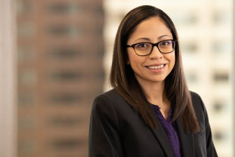 GEICO's New Assistant VP Beatrice Dela Pena Has Never Been Comfortable in the Comfort-Zone