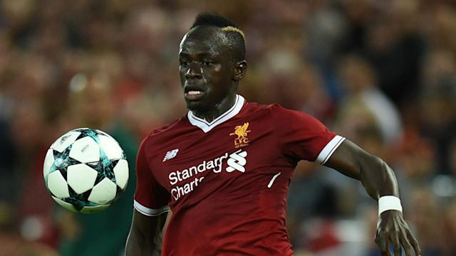 Sadio Mane earned an assist for Philippe Coutinho's goal in the Champions League against Spartak Moscva in midweek.