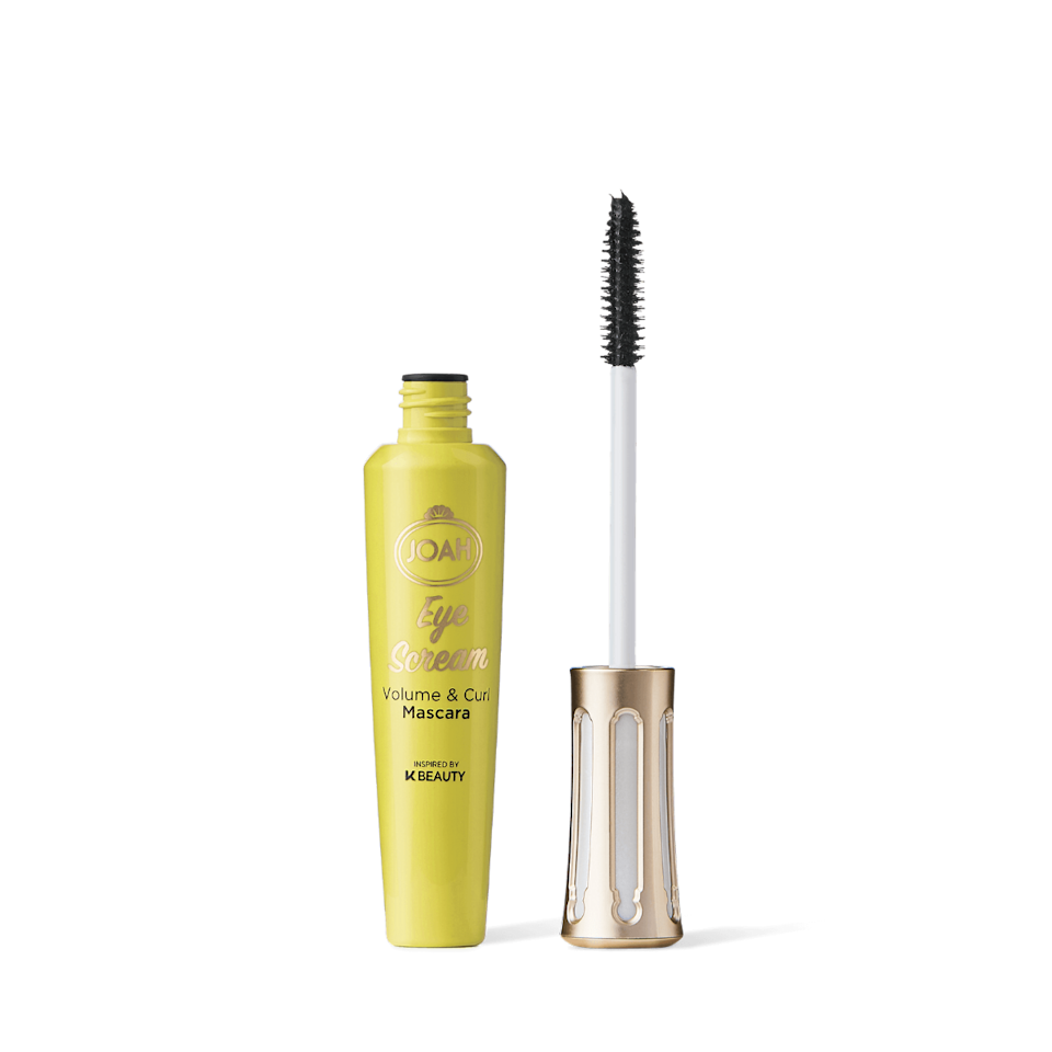"<h3>Joah Volume & Curl Mascara</h3><br><strong>Curling</strong><br><br>The inky black pigment creates a doll-like, subtly smoky lash effect, while a thinner wand allows you to maneuver the brush to nab every last lash for maximum lift. <br><br><strong>JOAH</strong> Volume & Curl Mascara, $, available at <a href=""https://go.skimresources.com/?id=30283X879131&url=https%3A%2F%2Fwww.joahbeauty.com%2Fjoah-eye-scream-volume-curl-mascara"" rel=""nofollow noopener"" target=""_blank"" data-ylk=""slk:Joah"" class=""link rapid-noclick-resp"">Joah</a>"