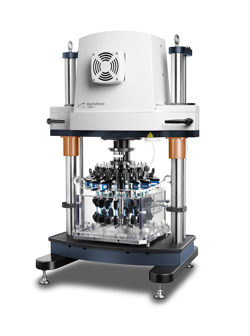 TA Instruments Expands ElectroForce Fatigue Testing Capabilities with New 16-Specimen Instrument