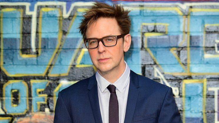 Gunn... has revealed he had suicidal thoughts as a young man - Credit: PA