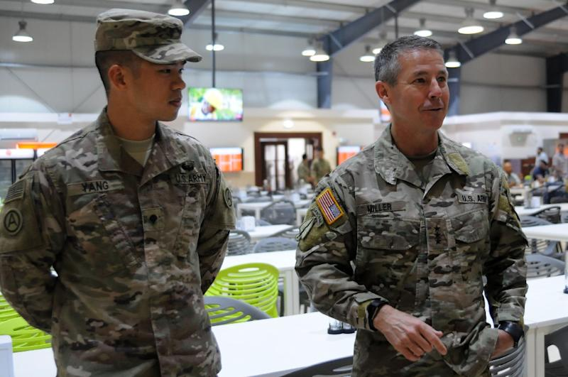 Lieutenant General Scott Miller (R) has for two years headed up the secretive Joint Special Operations Command (JSOC)