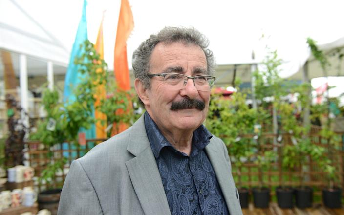 Lord Winston at the Hay Festival, Hay-on-Wye, Powys - Jay Williams