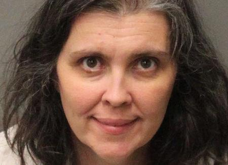 Louise Ann Turpin appears in a booking photo provided by the Riverside County Sheriff's Department January 15, 2018.   Riverside County Sheriff's Department/Handout via REUTERS