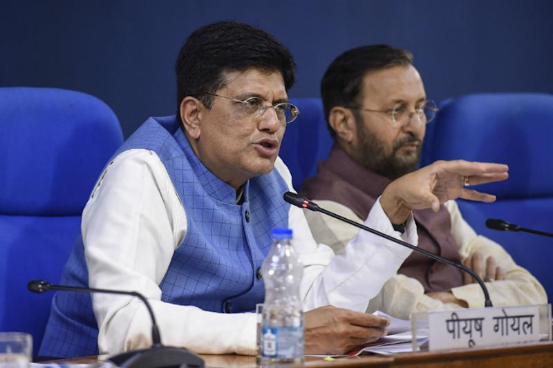 Piyush Goyal Calls for 'Mass Movement' Against NGOs for 'Obstructing' Development of India's Poor