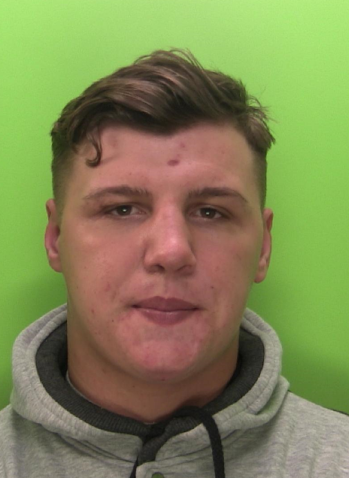 Arron Kmiotek attacked a 19-year-old after it was claimed he was friends with the culprit.