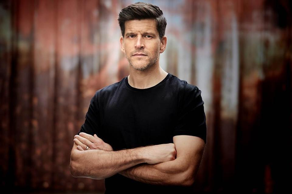 Osher Günsberg in the SBS documentary Osher Günsberg: A Matter of Life and Death. Photo: SBS (supplied).