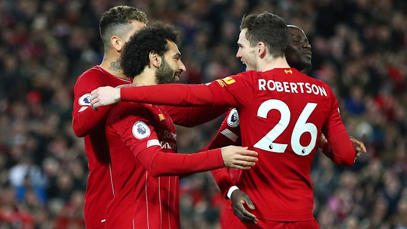 'With one or two signings Liverpool can dominate for six years' – Reds legend Kennedy a big fan of Robertson and Co