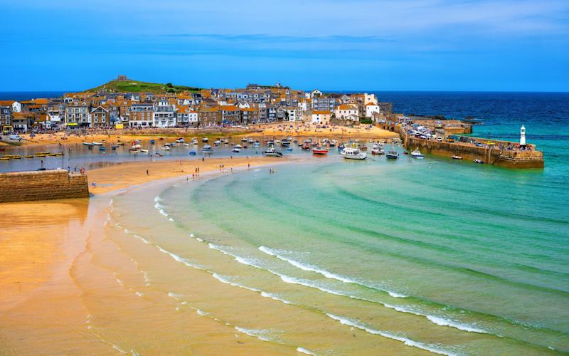 st ives - istock