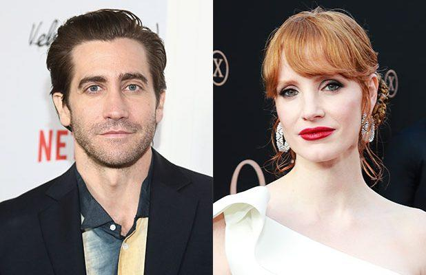Jessica Chastain, Jake Gyllenhaal's Adaptation of 'The Division' Lands at Netflix