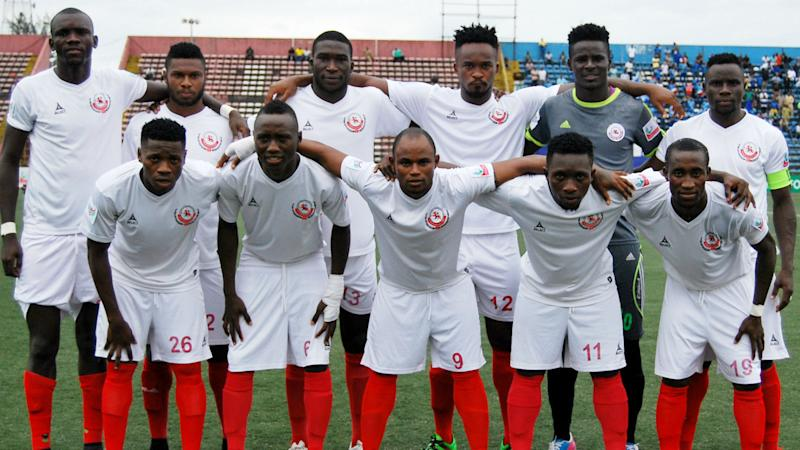 Enugu Rangers' trio resumes training