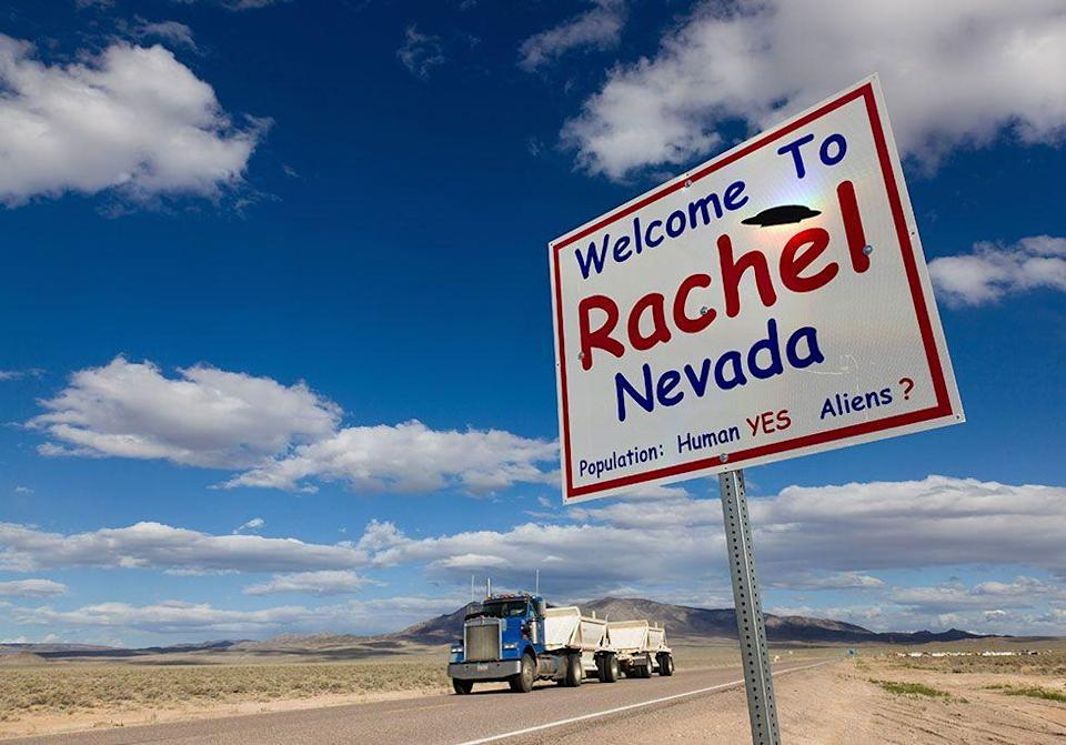 <p>The CIA released documents confirming the existence of the mysterious Area 51. It's not quite the hub of extraterrestrial activity that people were hoping for, but it was used by the government as a testing site for the U-2 spy plane program.</p>