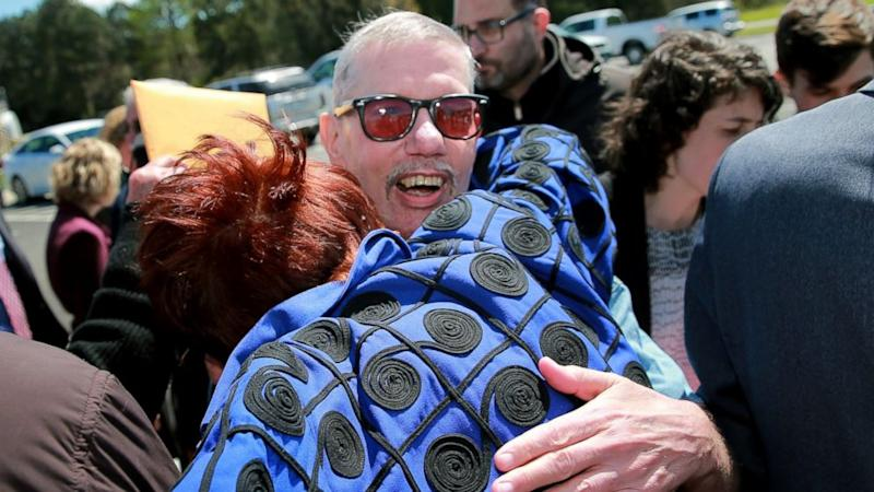 Former Sailor Cleared of Murder, Rape After Spending 33 Years in Prison Speaks Out