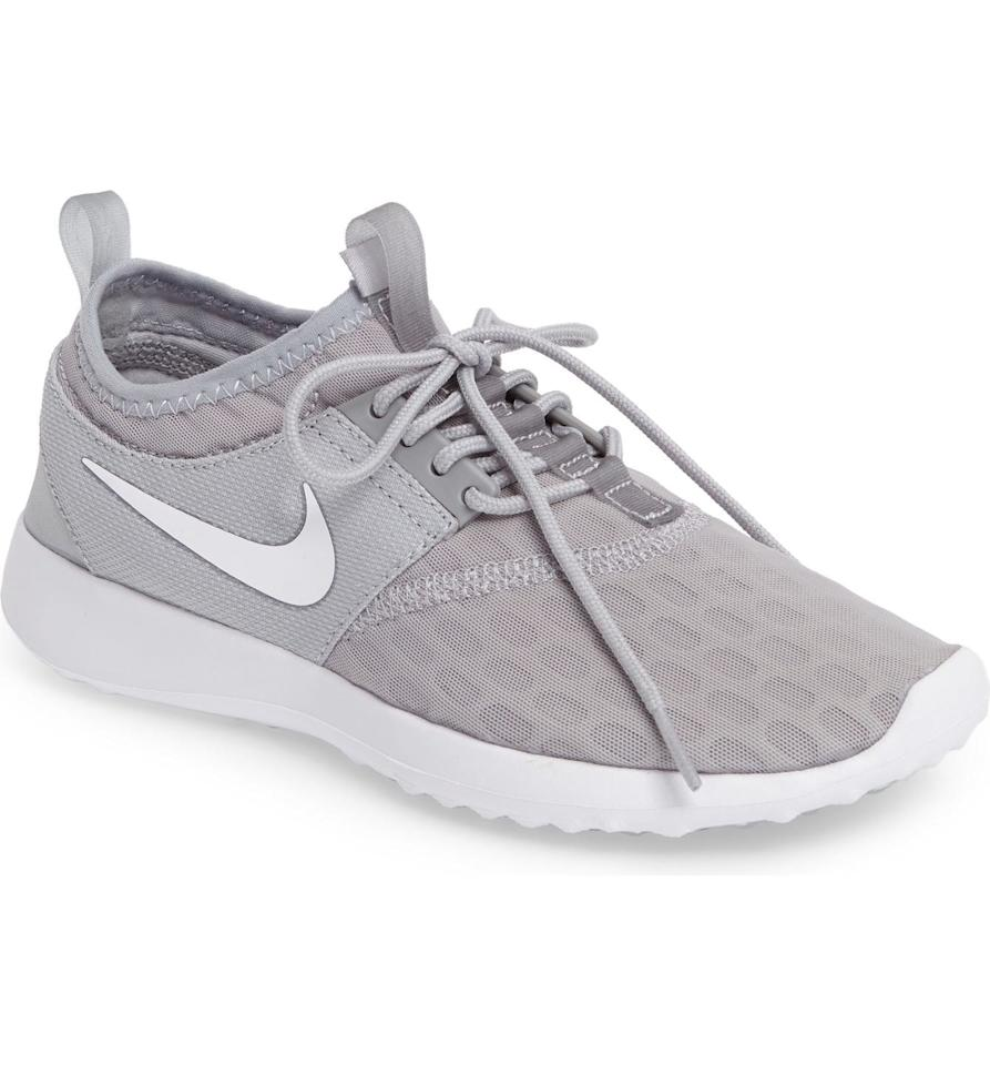 """<p>These comfortable, supportive sneakers will take your thrill-loving mama from activity to activity while keeping her looking like the cool mom that she is. <em>(Nike Juvenate Sneaker, $85, <a rel=""""nofollow"""" href=""""http://shop.nordstrom.com/s/nike-juvenate-sneaker-women/3868001?fashioncolor=WOLF%20GREY%2F%20WHITE&mbid=synd_yahoostyle&origin=category-personalizedsort"""">Nordstrom</a>)</em></p>"""
