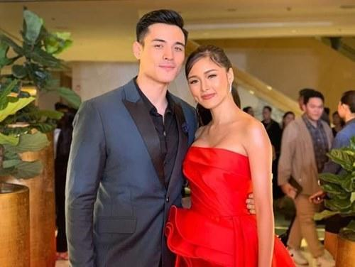 KimXi last worked together on 'Love Thy Woman'