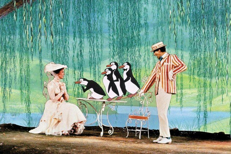 Poppins... among the 50 movies every kid should see before they grow up - Credit: Disney