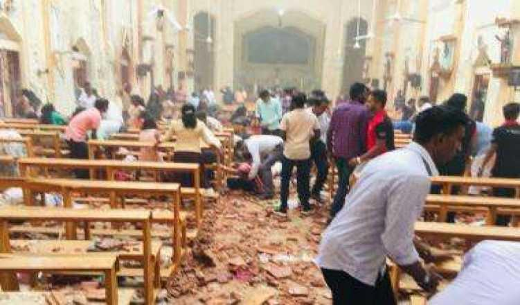Easter Sunday Attacks Kill Nearly 300 Across Sri Lanka