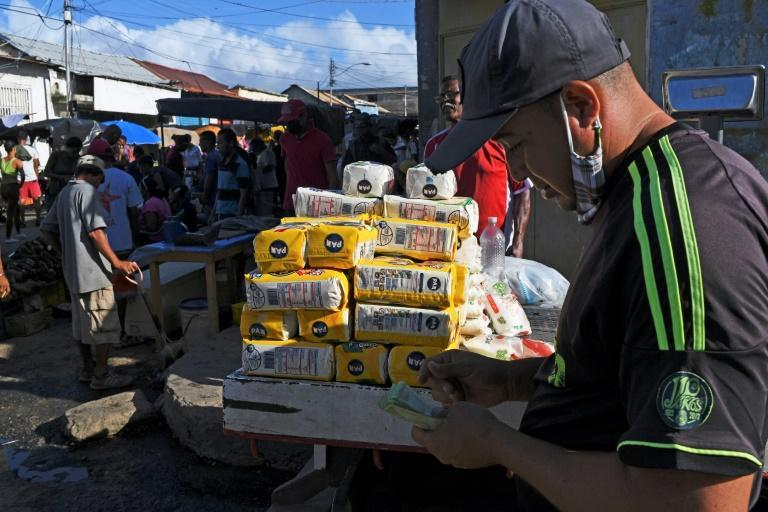 Product prices in Venezuela, already battered by the highest inflation in the world, are even more out of reach in remote areas such as Guiria, some 400 miles east of Caracas