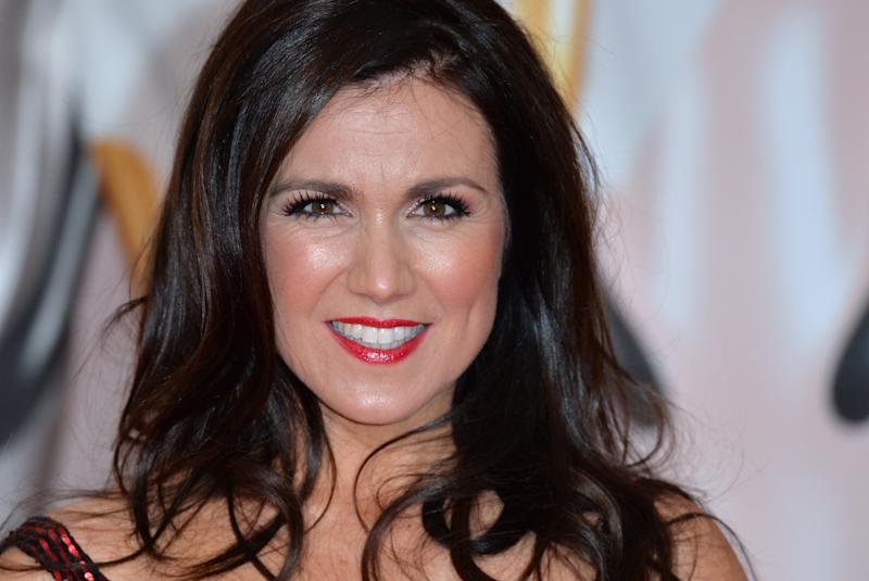 LONDON, ENGLAND - FEBRUARY 24: (EDITORIAL USE ONLY) Susanna Reid attends the BRIT Awards 2016 at The O2 Arena on February 24, 2016 in London, England. (Photo by Anthony Harvey/Getty Images)