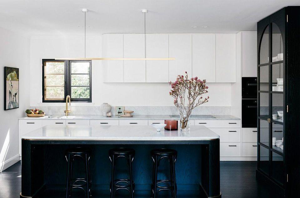 <p>Aside from being calming and aesthetically pleasing, having plenty of natural light makes the kitchen a lot easier to work in. When starting from scratch, think about your layout strategically so the spaces where you do the most work are closest to the windows, like the sink placement in this kitchen designed by Arent & Pyke. Then, then add task lighting under the cabinets far away from overhead and natural light. <br></p>