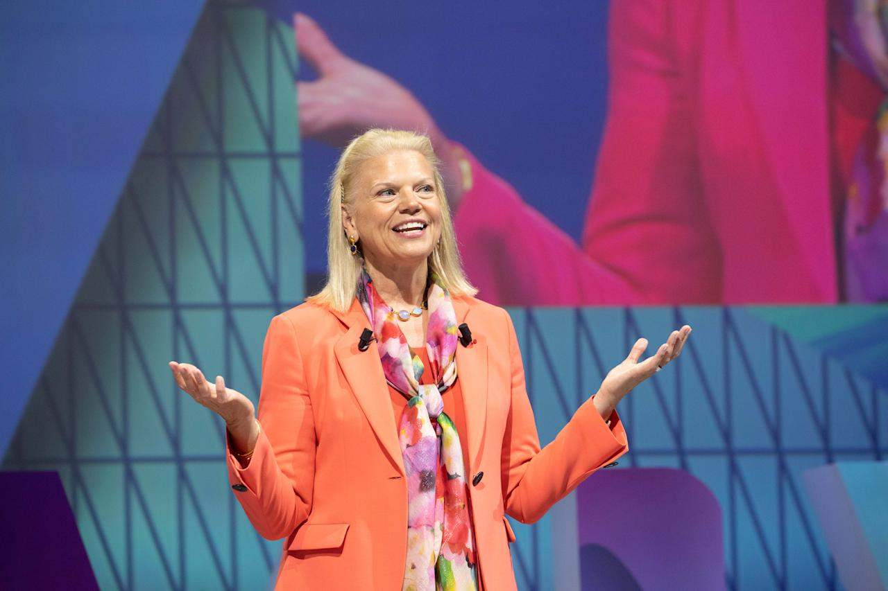 <p>#10. Ginni Rometty, International Business Machines (IBM) Corp CEO – Age: 61, Country: US, Category: Enterprise Technology </p>
