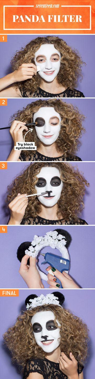 9e1b43800e7 5 Snapchat Filter Halloween Costumes You Should Rock IRL