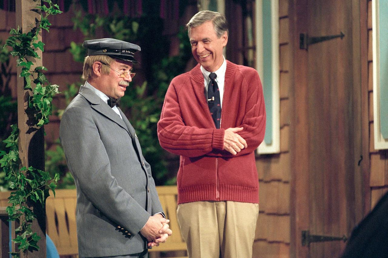 In a year full of engrossing documentaries (<i>RBG</i>, <i>Three Identical Strangers,</i> <i>Dark Money</i>, <i>The Sentence</i>, etc…) the thing I am most thankful for is <i>Won't You Be My Neighbor</i>, the doc on Fred Rogers and <i>Mister Rogers' Neighborhood</i>. In these divisive times, having this film about someone who stood for kindness and unity and inclusivity — while also standing up for something — was truly inspiring. Save us, Fred Rogers! Save us all! —<i>Dalton Ross</i>