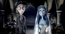 <p><strong>Rating: </strong>PG</p> <p><strong>Age of kids that can handle it:</strong> 10 and up</p> <p><strong>Why it's scary: </strong>In typical Tim Burton fashion, even the most lovable characters in this movie are creepy. The bride is an actual corpse, the adorable puppy is actually a skeleton, and there are a ton of other types of dead people throughout the movie - but it's all in good fun if you think your little one can handle it.</p> <p><span>Buy or rent <b>Corpse Bride</b> on Amazon now!</span></p>
