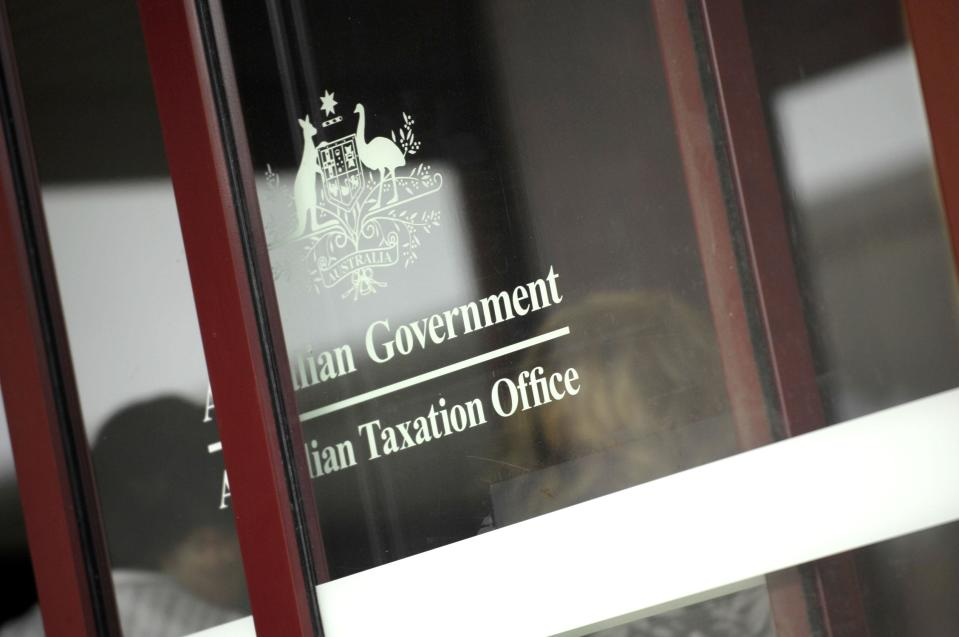 (AUSTRALIA OUT) Exterior of the Australian Taxation Office in Waymouth Street, Adelaide, South Australia, 22 March 2007. THE AGE Picture by DAVID MARIUZ (Photo by Fairfax Media via Getty Images/Fairfax Media via Getty Images via Getty Images)
