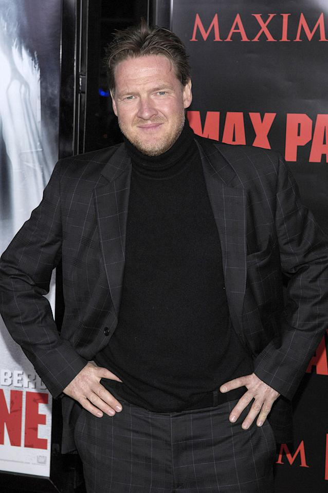 """<a href=""""http://movies.yahoo.com/movie/contributor/1800021759"""">Donal Logue</a> at the Los Angeles premiere of <a href=""""http://movies.yahoo.com/movie/1810007086/info"""">Max Payne</a> - 10/13/2008"""