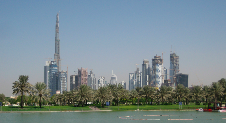 <em>Turner used some of the money to buy two properties in Dubai (Wikipedia)</em>